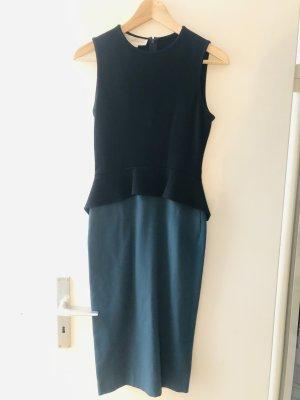 Stella Maccartney Pencil Dress black-petrol