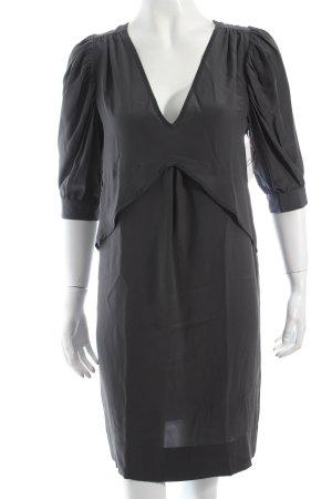 Stella McCartney Kleid anthrazit klassischer Stil
