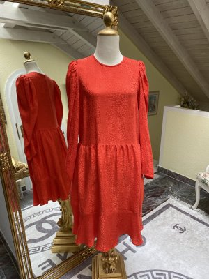 Stella McCartney Kleid in Rot, D-38, (M)