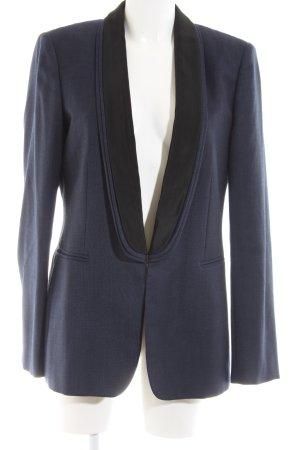 Stella McCartney Long-Blazer blau Business-Look