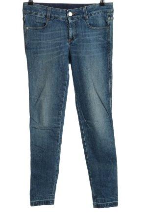 Stella McCartney Skinny Jeans blau Casual-Look