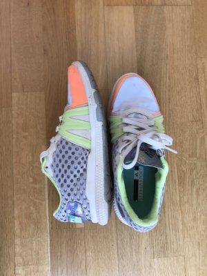 Adidas by Stella McCartney Basket à lacet multicolore
