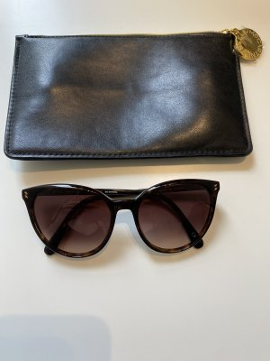 Stella McCartney Butterfly Glasses black brown-brown
