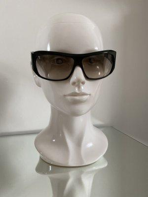 Stella McCartney Oval Sunglasses dark green