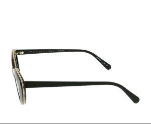 Stella McCartney Gafas de sol cuadradas negro