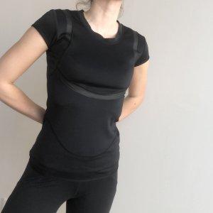 Adidas by Stella McCartney Camisa deportiva negro