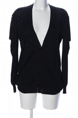 Stella McCartney Strick Cardigan schwarz Casual-Look