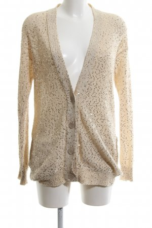 Stella McCartney Strick Cardigan creme Casual-Look