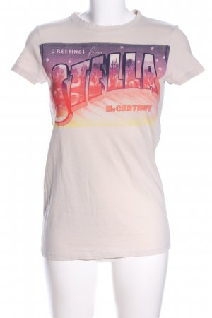 Stella McCartney T-Shirt Motivdruck Casual-Look