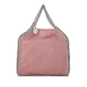 Stella McCartney Tiny Falabella Shaggy Deer Shoulder Bag