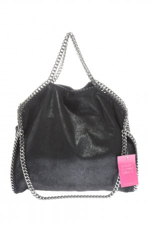 Stella McCartney Tote schwarz Casual-Look