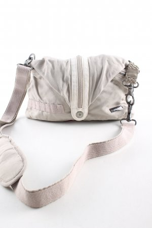 Stella McCartney Trekking Backpack natural white casual look