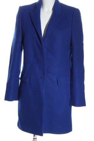 Stella McCartney Cappotto mezza stagione blu stile professionale