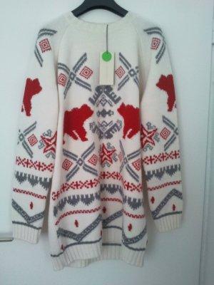 Stella McCartney Jersey largo multicolor lana de alpaca