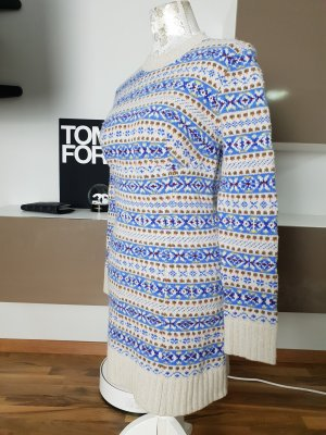 Stella McCartney Vestido de lana multicolor