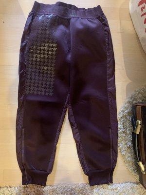 Adidas by Stella McCartney Pantalone fitness bordeaux