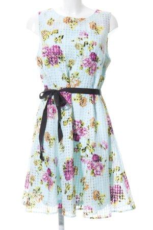 Stella Morgan A-Linien Kleid Blumenmuster Casual-Look