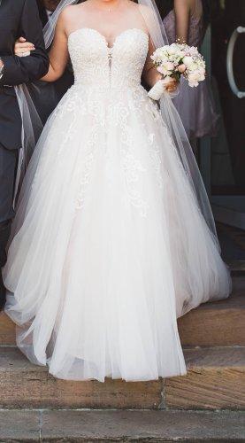 Stella York Brautkleid A-Linie Prinzessin