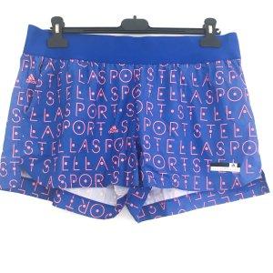 Adidas by Stella McCartney Pantalón corto deportivo multicolor