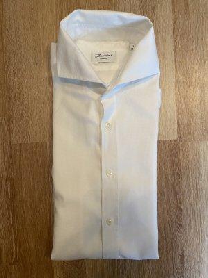 Stenströms Hemd elegant Hochzeit weiß S 38 15