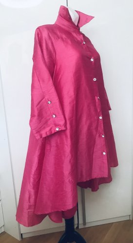 Step in Style Damen Mantel Jacke Pink M