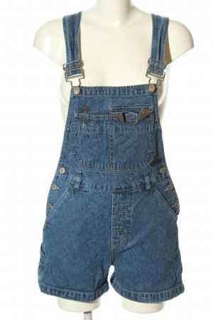 Stephan Hardy Squeeze Dungarees blue casual look