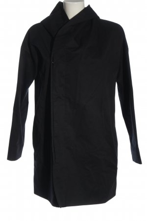 Stephan Schneider Hooded Coat black casual look