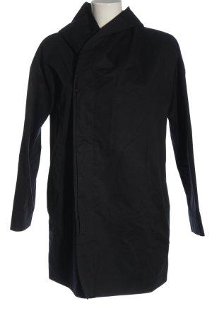 Stephan Schneider Cappotto con cappuccio nero stile casual