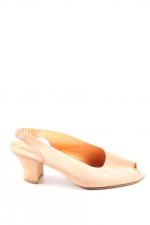 Stephane kélian Slingback-Pumps creme Business-Look