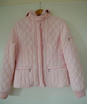 Street One Giubbotto trapuntato rosa pallido