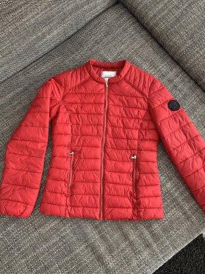 Pimkie Quilted Jacket red-dark red
