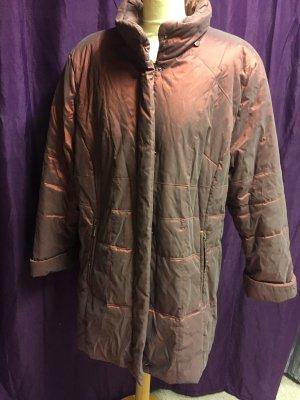 Clarina Pikowana kurtka purpurowy