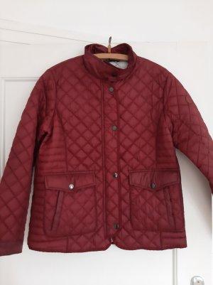 Sure Quilted Jacket bordeaux