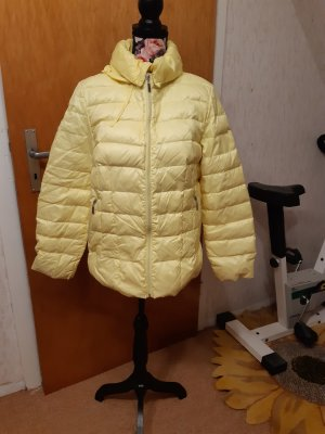Amy Vermont Quilted Jacket yellow