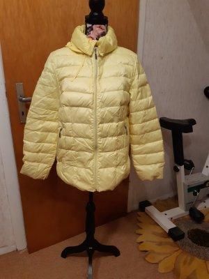 Amy Vermont Pikowana kurtka żółty