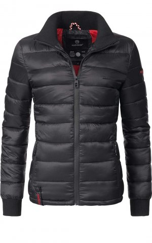 Marikoo Quilted Jacket black