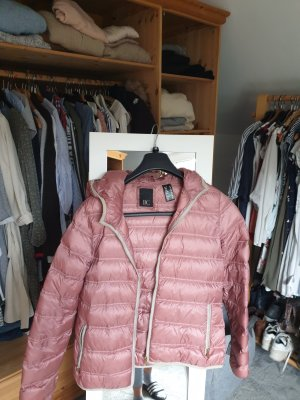 BC Quilted Jacket dusky pink
