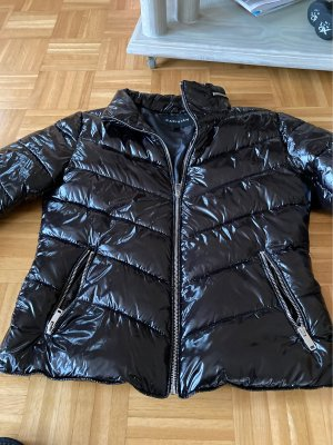 Parisian Quilted Jacket black