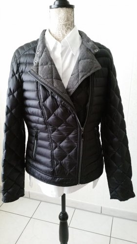 Comma Quilted Jacket multicolored