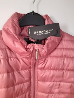 Broadway Veste matelassée or rose