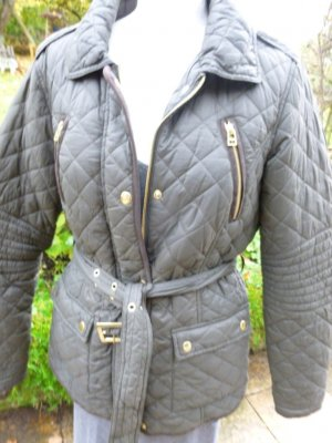 C&A Yessica Pikowana kurtka brązowy