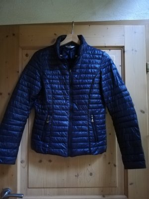 Made in Italy Quilted Jacket blue-dark blue