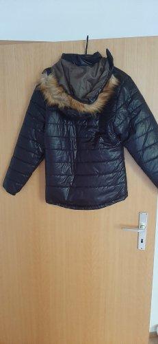 nebulus Quilted Jacket black