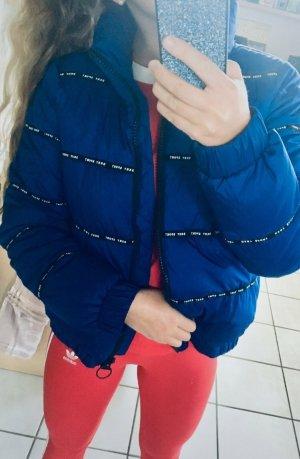 DKNY Softshelljack blauw