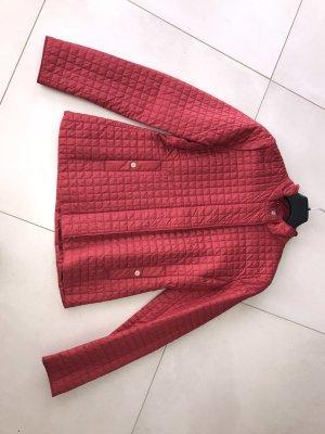 Geox Giubbotto trapuntato rosso mattone