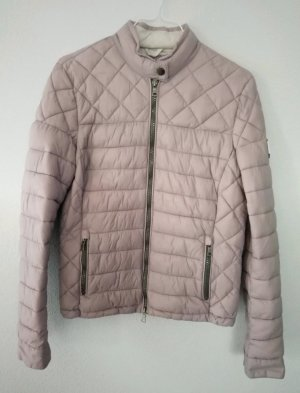 Steppjacke Flieder
