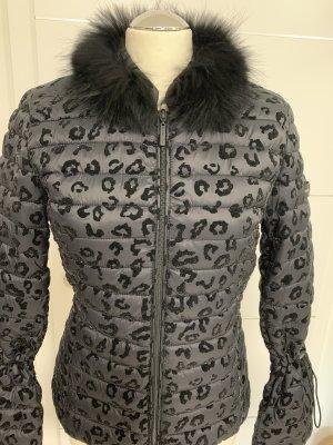 Frieda & Freddies New York Quilted Jacket black