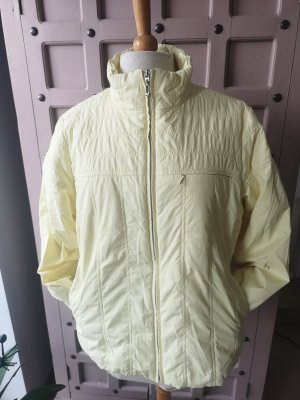 Ann LLewellyn Quilted Jacket pale yellow