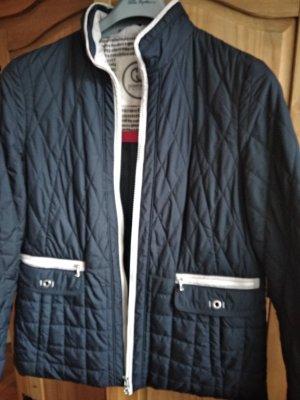 Gerry Weber Quilted Jacket dark blue