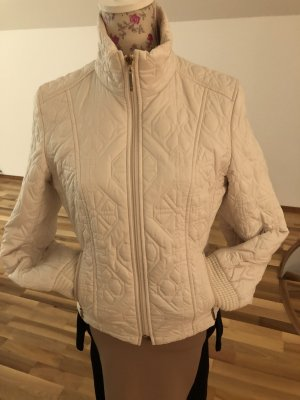 Fuchs Schmitt Quilted Jacket natural white wool